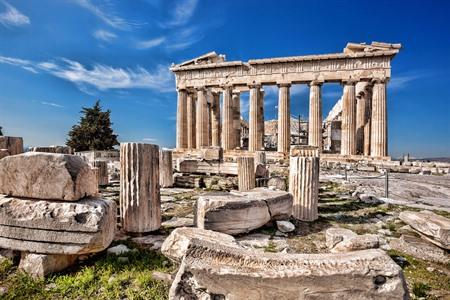Bekende Gebouwen In Griekenland.De 20 X Mooiste Bezienswaardigheden In Athene Alle Tips Info