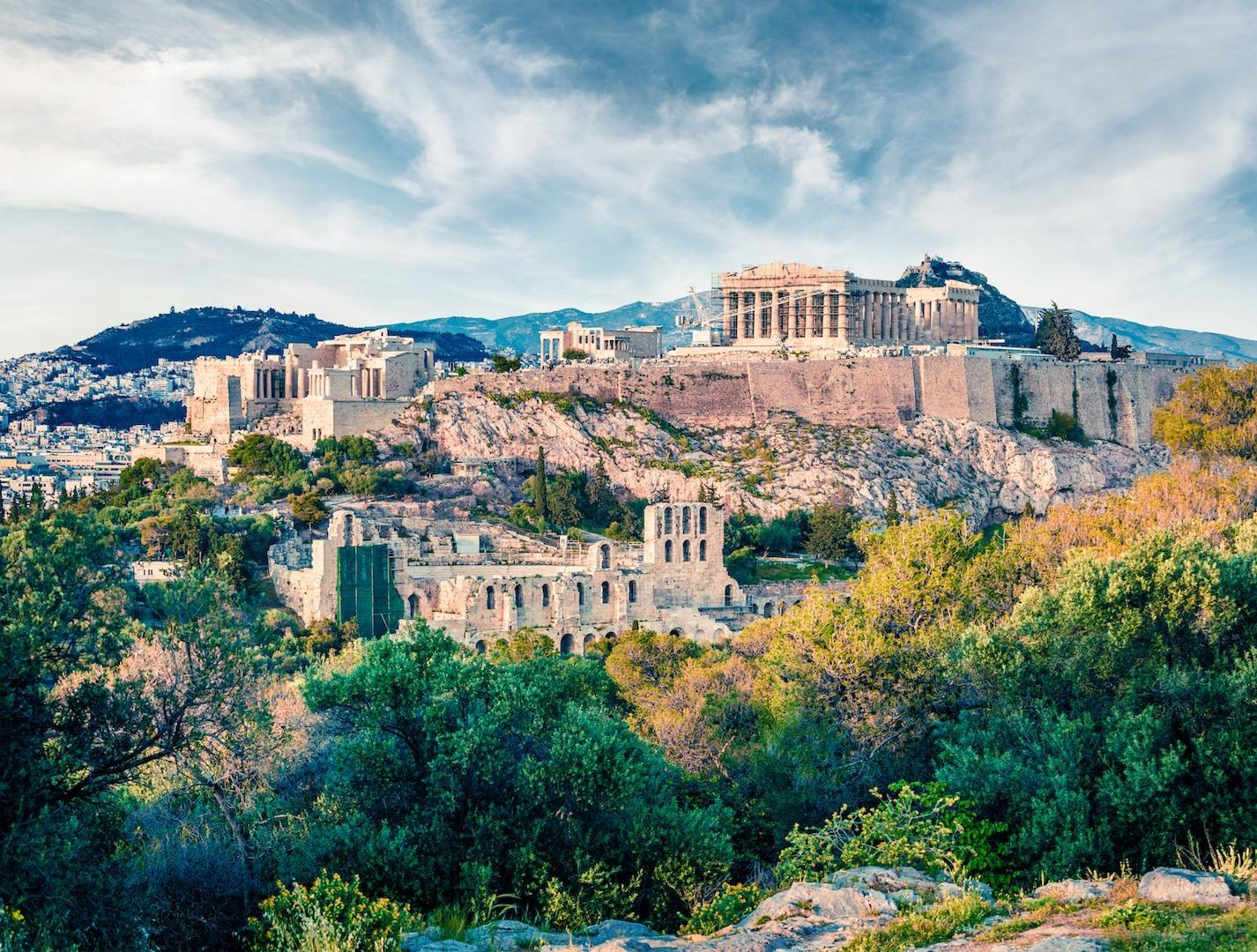 De Akropolis in Athene bezoeken? Tips, info + tickets kopen