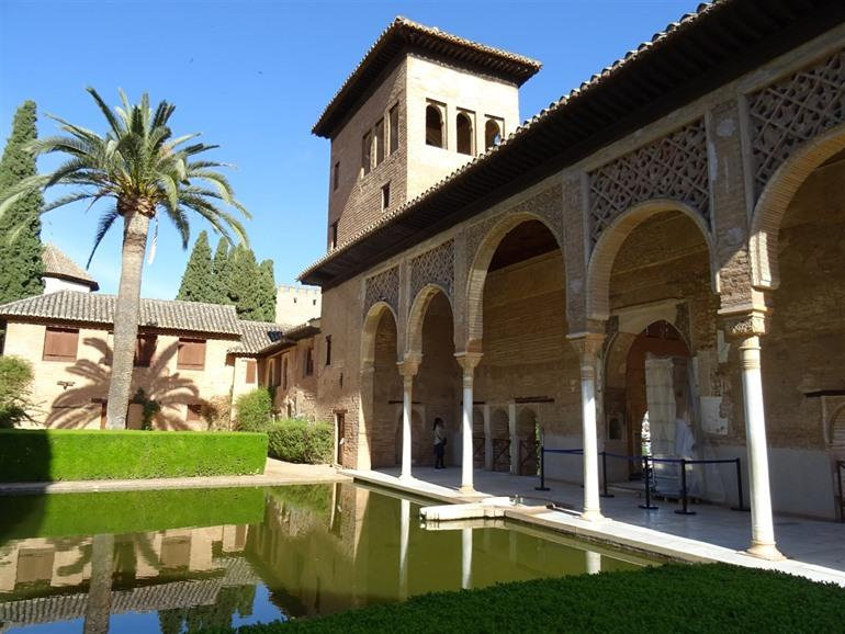Andalusië, alhambra