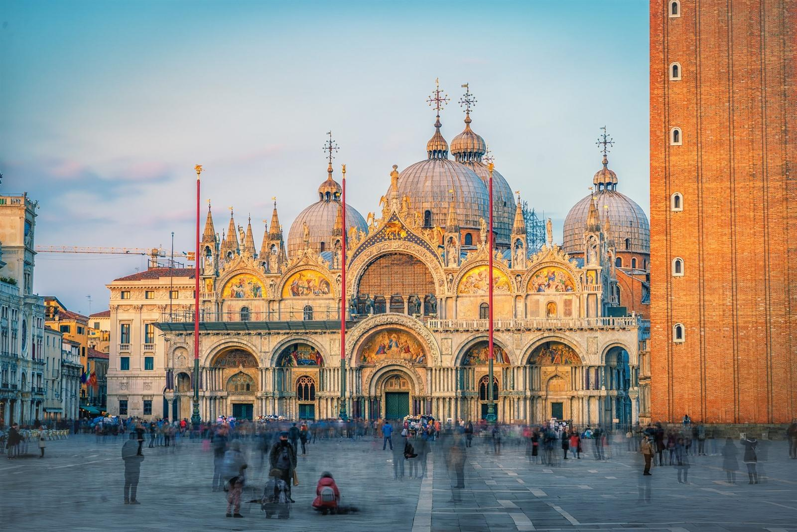 Sint Marcus Venetie.De Basiliek Van San Marco In Venetie Bezoeken Tips Info