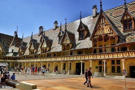 Beaune, Hospices