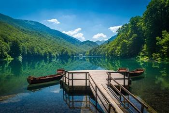 Biogradska Gora National Park Montenegro