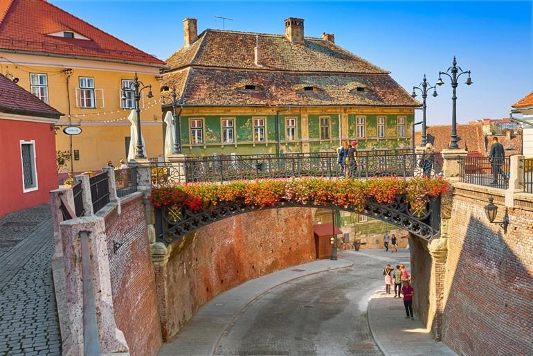 Bridge of Lies Sibiu