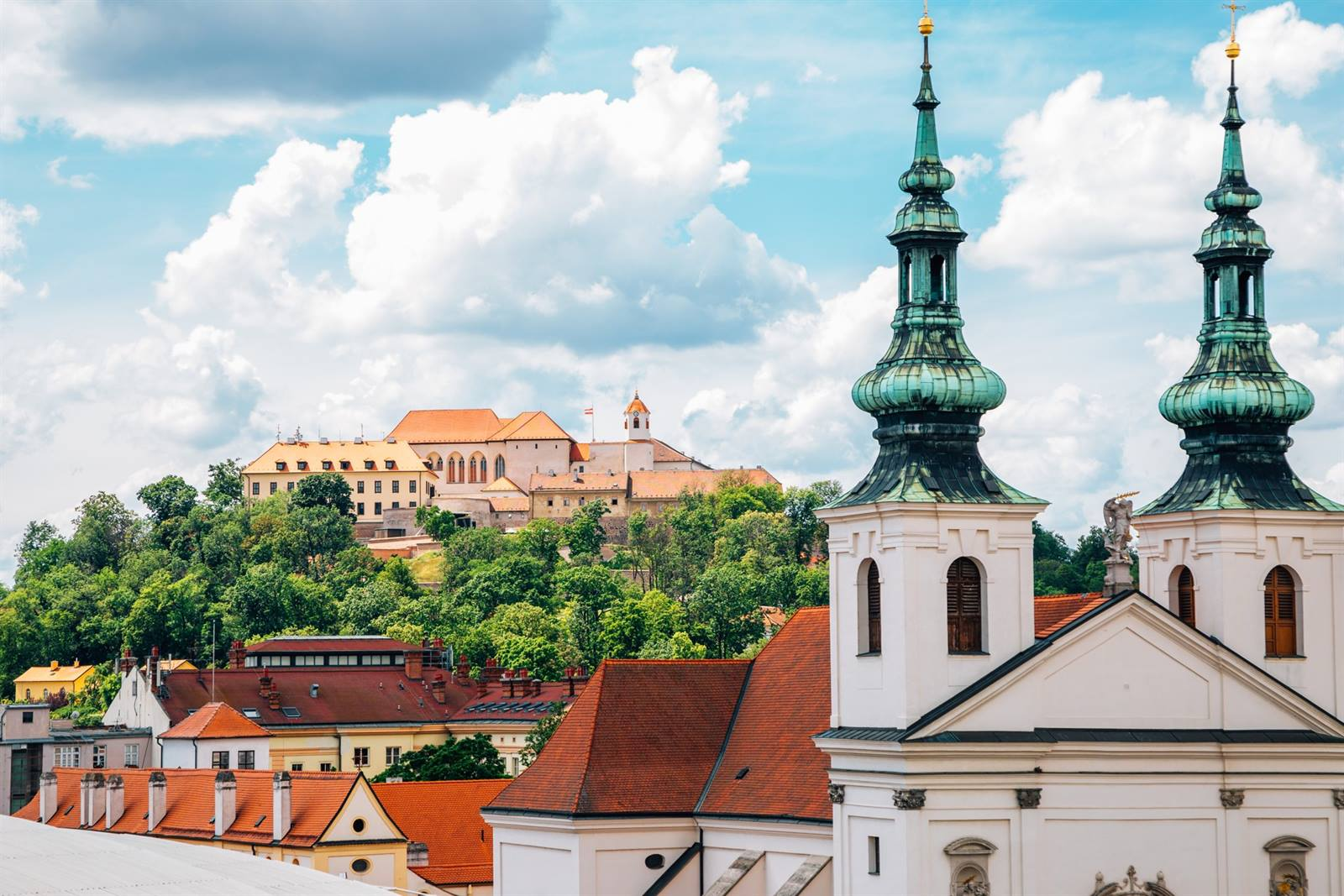 Dé 15 x mooiste bezienswaardigheden in Brno + omgeving