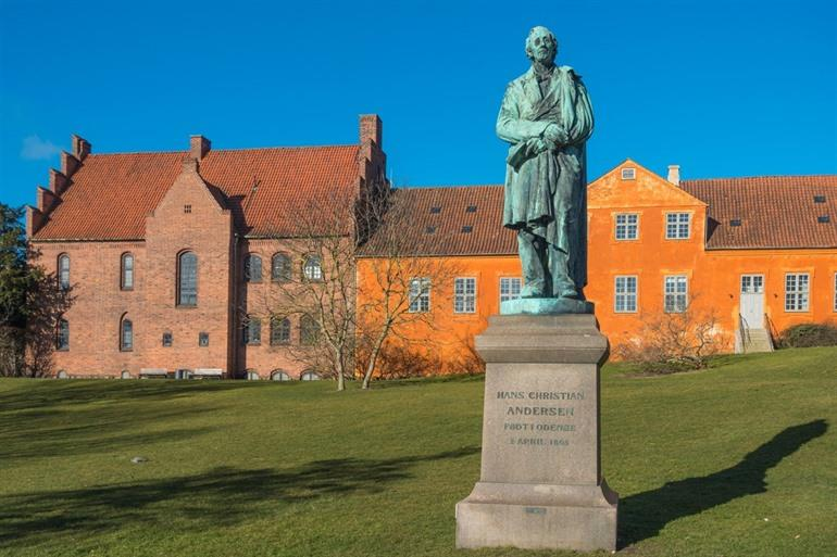 Christian Andersen in Odense