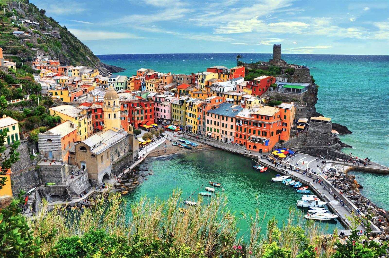 Cinque Terre dorpjes bezoeken? Reisgids, tips + wandelpaden overzicht