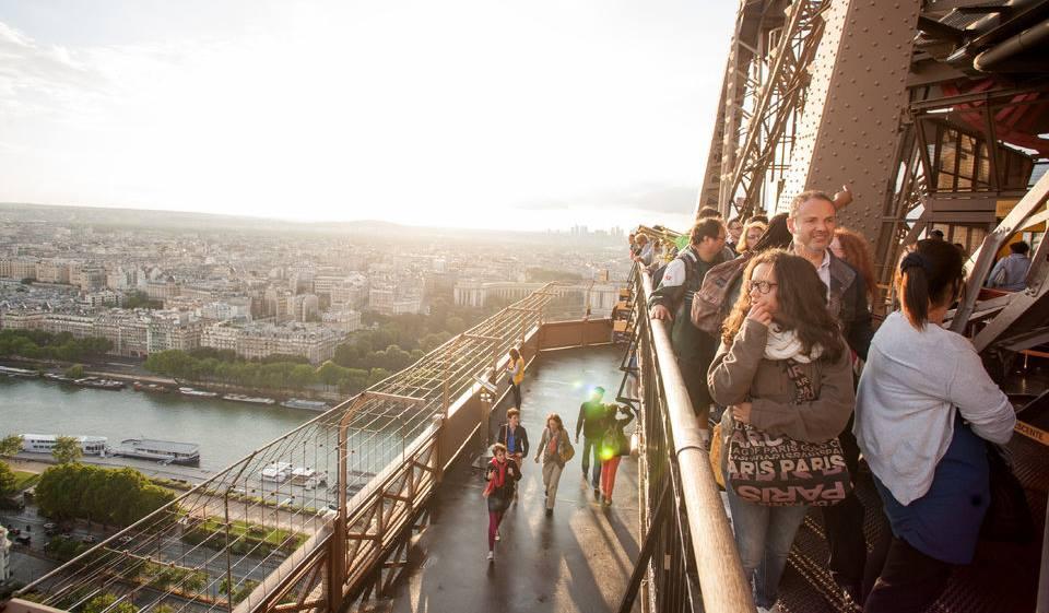 Eiffeltoren Parijs Bezoeken Info En Tickets Geheim