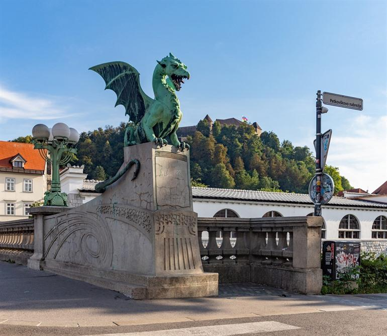 Dragon Bridge (Zmajski most)