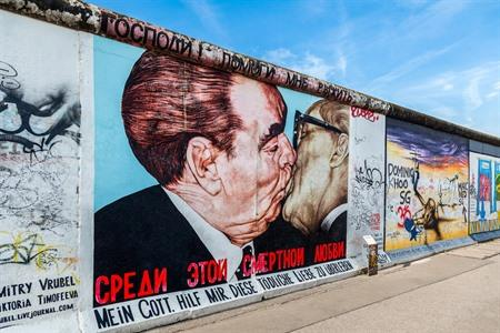 East Side Gallery, Berlijn