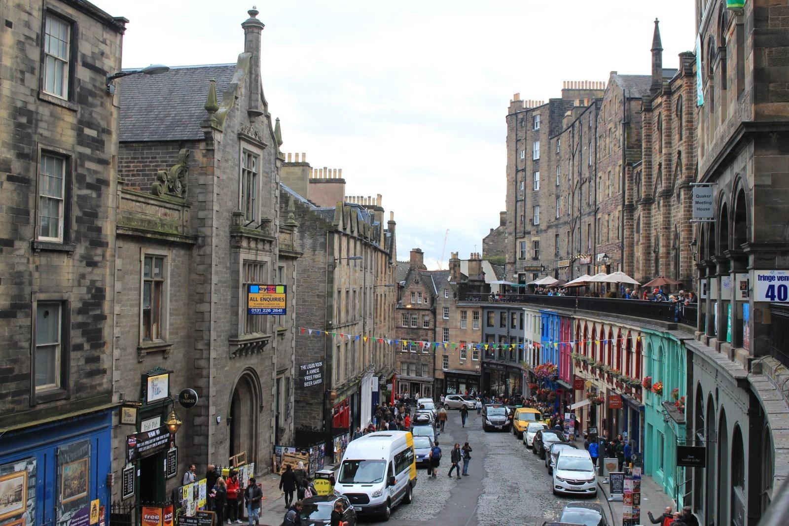 Dating Edinburgh Verenigd Koninkrijk