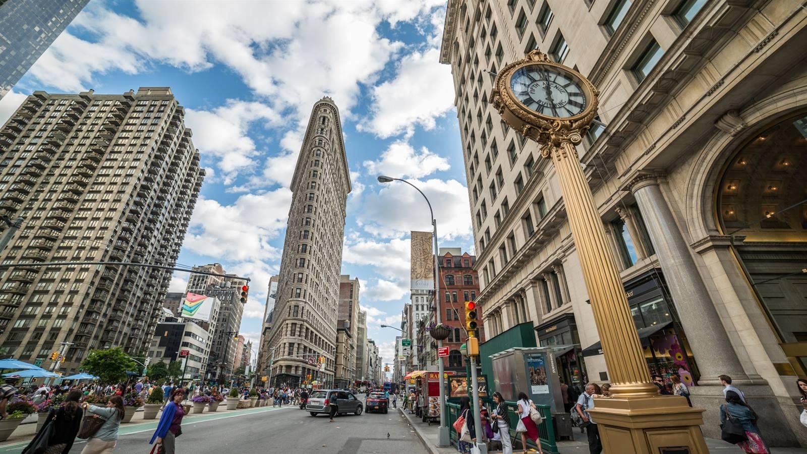 Belangrijke Gebouwen New York.De 15 Niet Te Missen Bezienswaardigheden New York City Big Apple