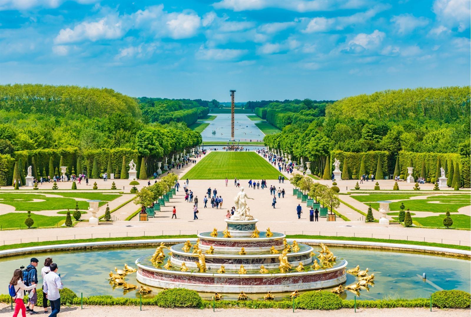 Kasteel Van Versailles Bezoeken Tips Info Wachtrijen Vermijden