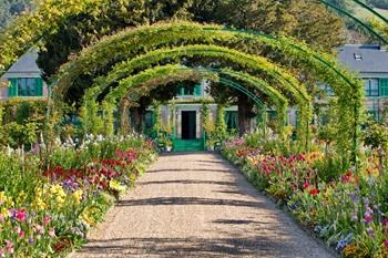 Giverny, tuinen van Monet
