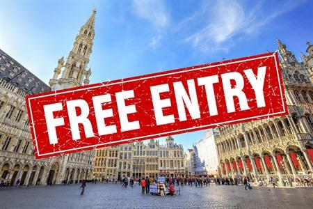 Gratis museums Brussel