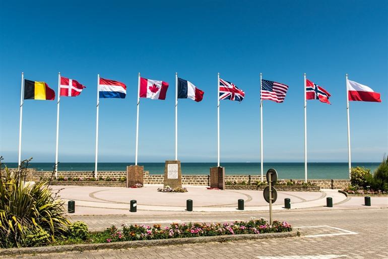 Juno Beach Normandië