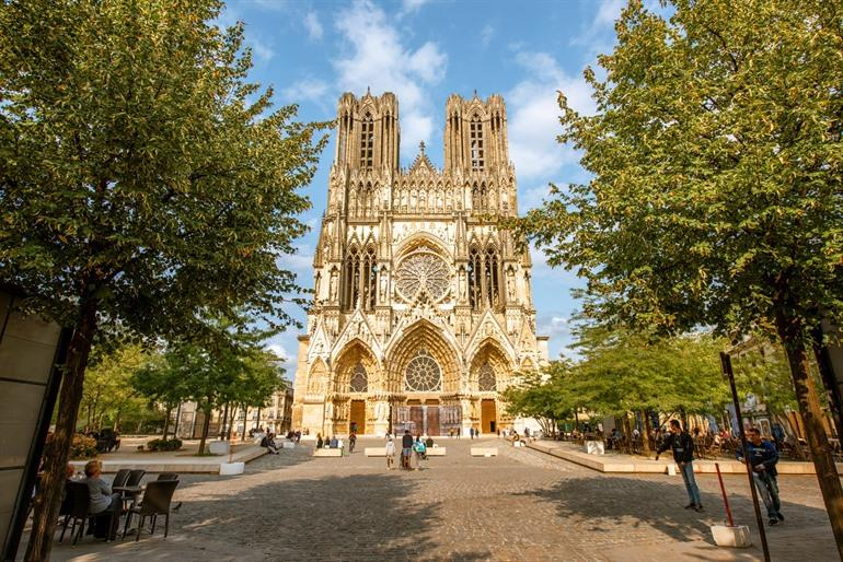 Kathedraal Notre-Dame Reims