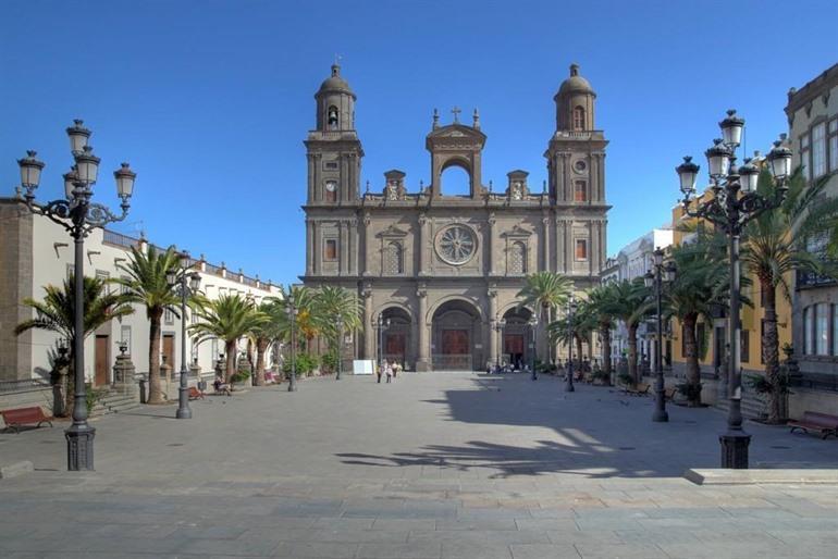 Las PLas Palmas de Gran Canaria - Kathedraal