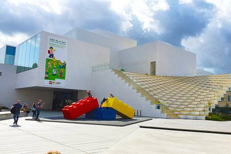 Lego House in Billund - Home of the Brick