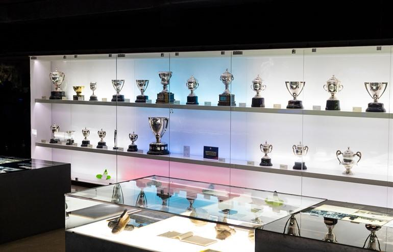Museum in Camp Nou