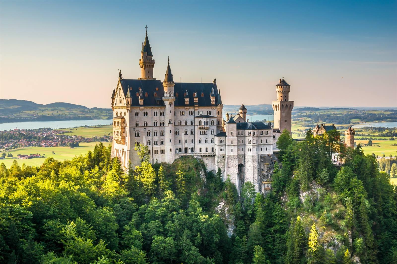 Afbeeldingsresultaat voor Slot Neuschwanstein