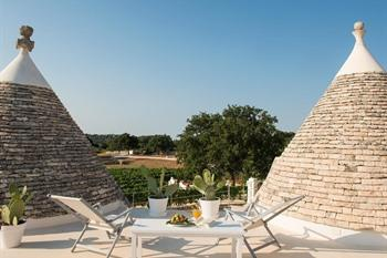 Nina Trulli Resort - San Francesco