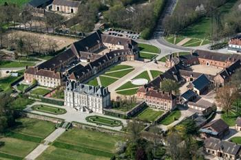 Normandie, haras du pin