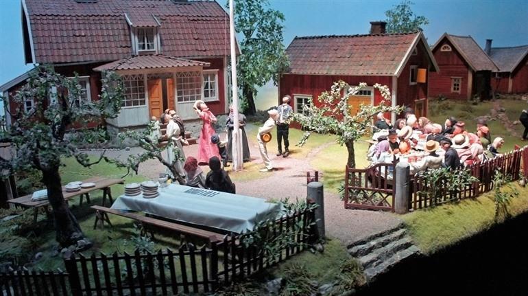 Pippi Langkous in Junibacken