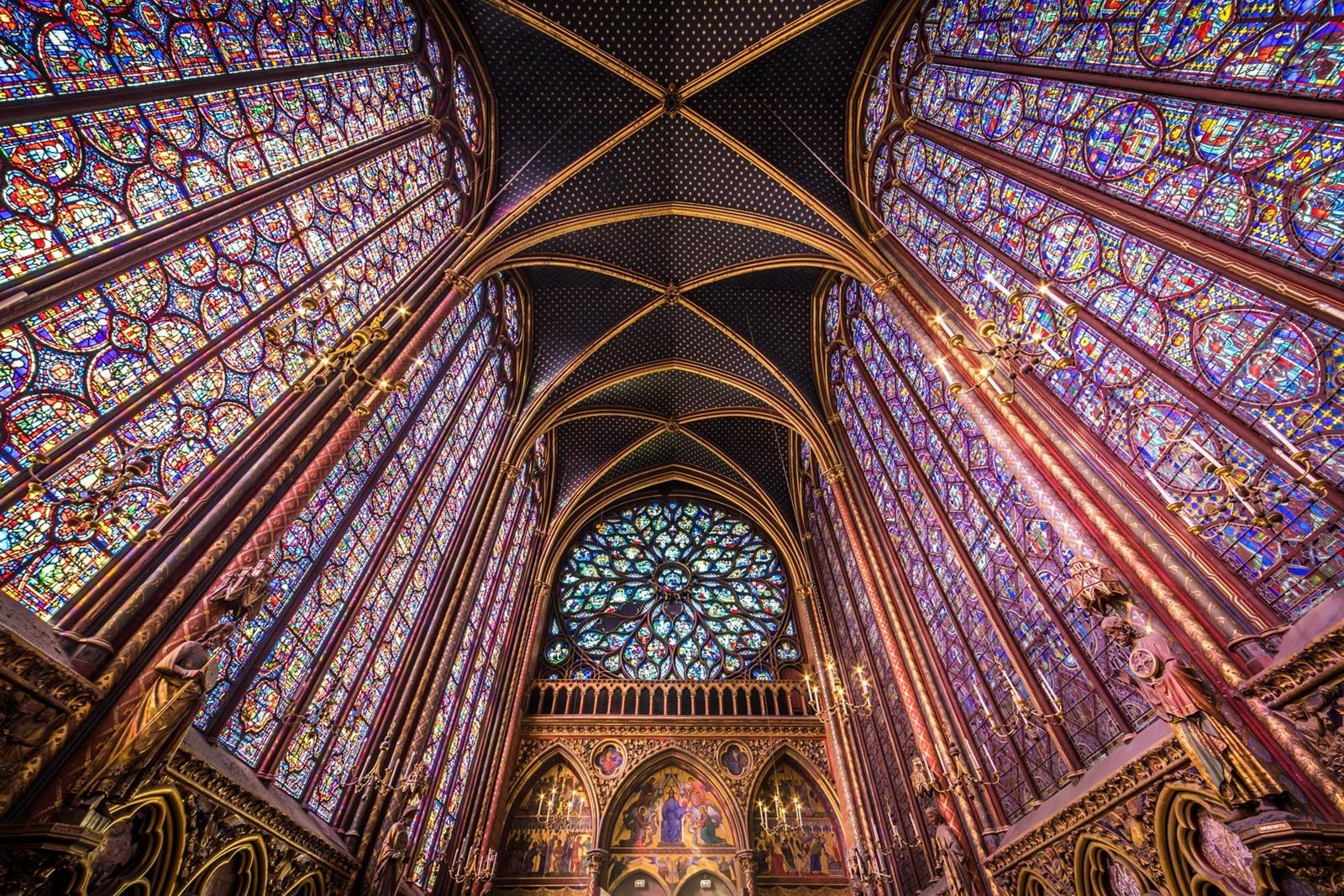 Image result for sainte-chapelle