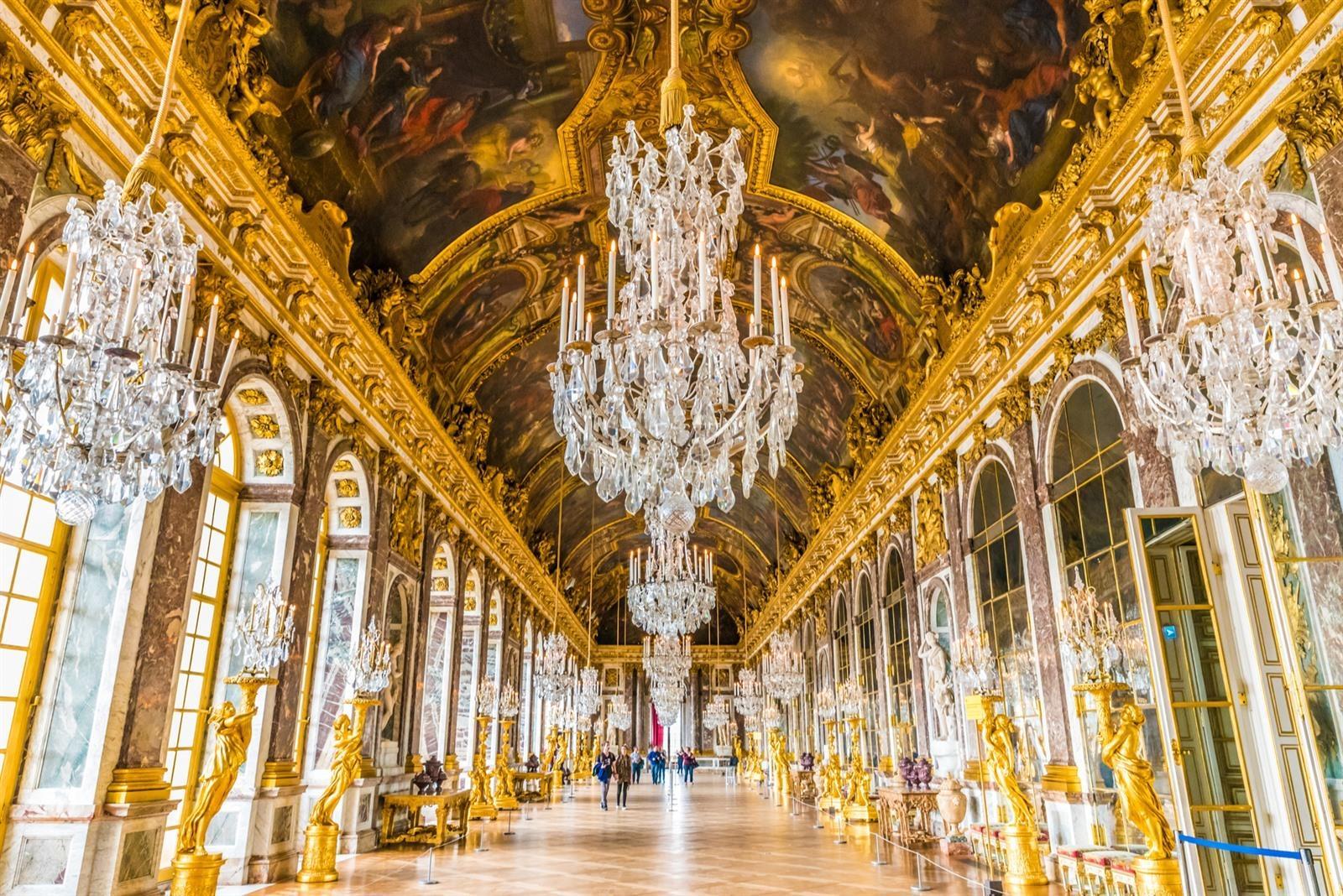 Paleis Van Versailles.Kasteel Van Versailles Bezoeken Tips Info Wachtrijen