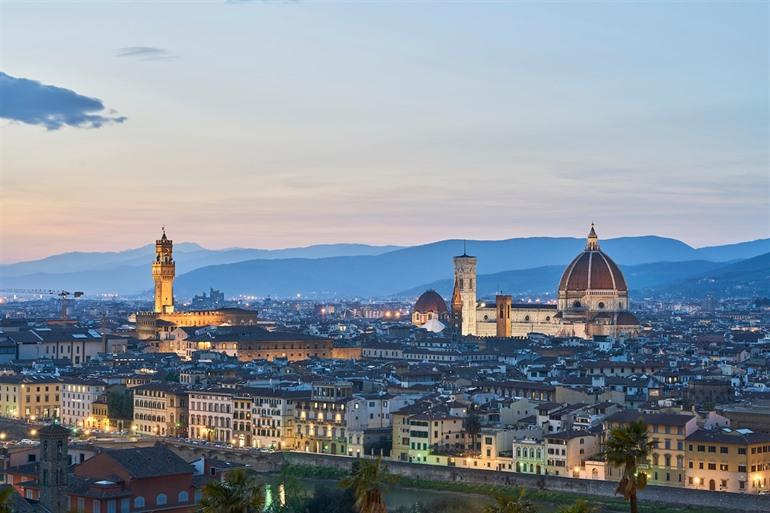 Sunset Firenze