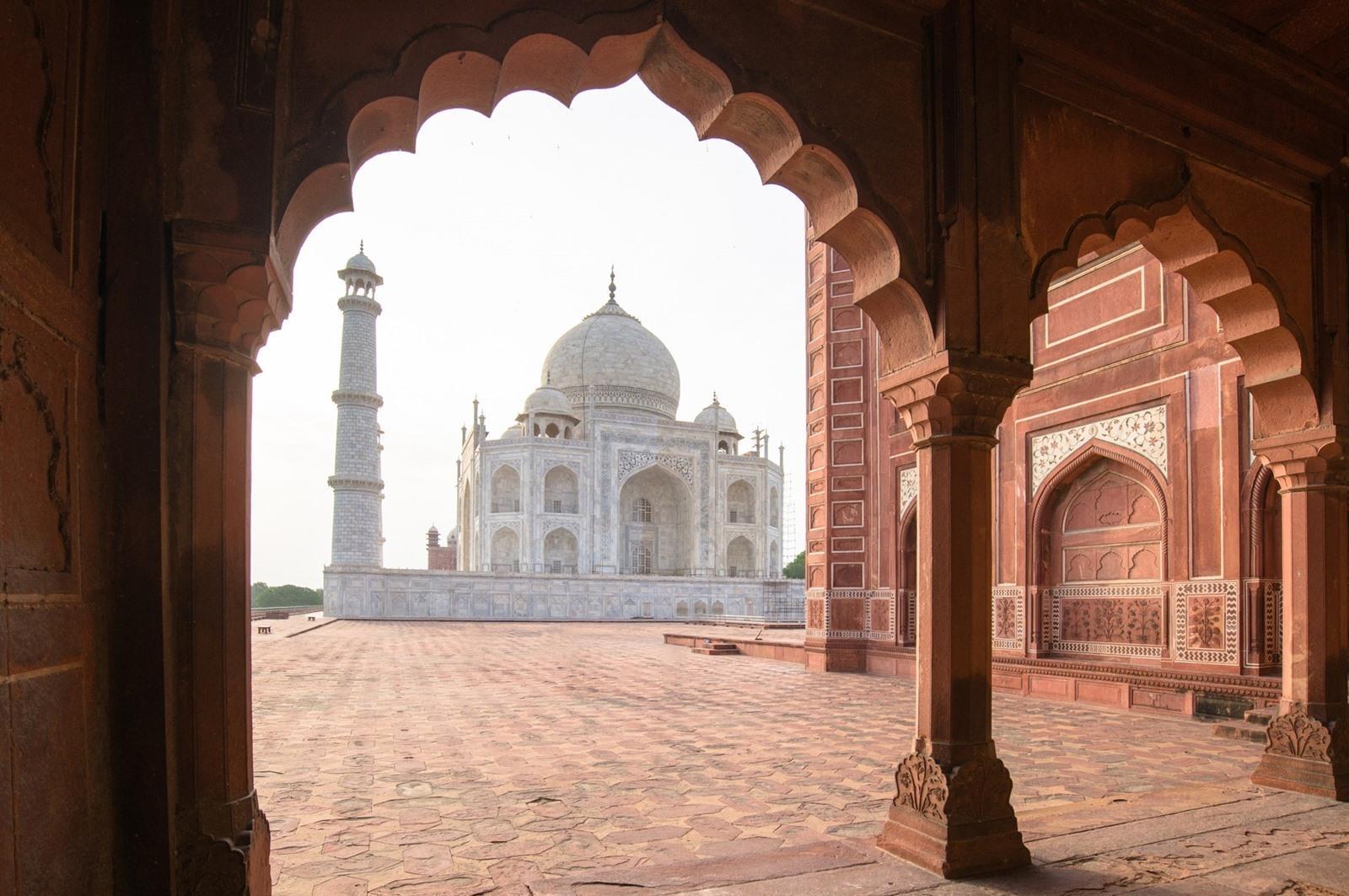 Bekende Gebouwen In India.Taj Mahal In India Bezoeken Alle Info Praktische Tips