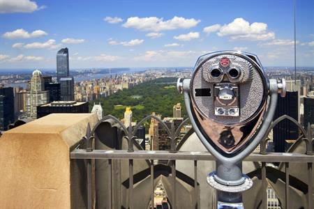 Top of the Rock (Rockefeller observation deck) in NY bezoeken? Info, tips & tickets