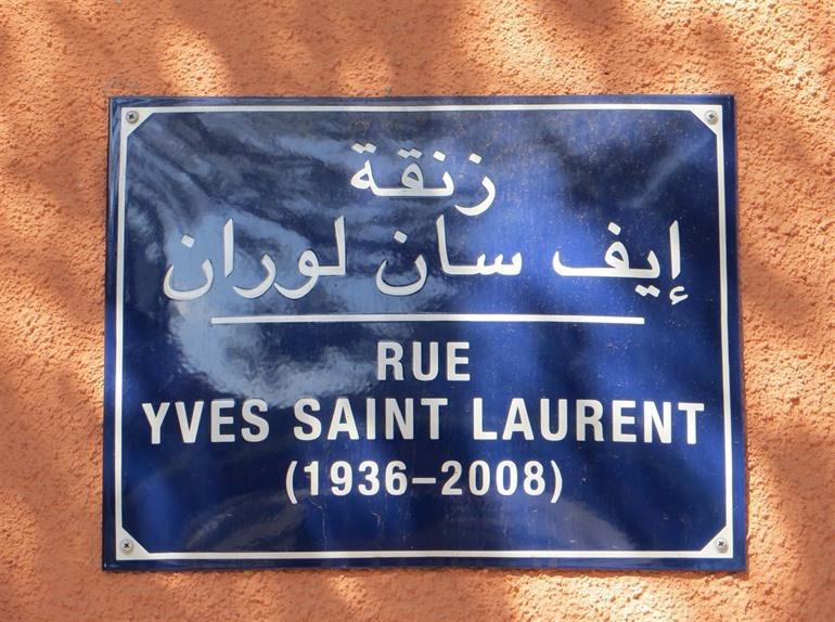 Yves Saint Laurent Majorelle