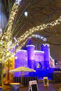 Kerstmarkt Antwerpen 2019 Bezoeken Wandeling Langs De Kerstmarkten