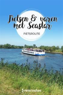Fietsen & varen met de Seastar: Nieuwpoort-Diksmuide h/t
