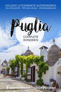 Reisgids Puglia gratis downloaden PDF [ebook]