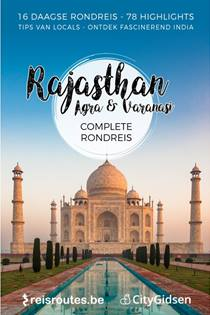 Reisgids Rajasthan gratis downloaden PDF [ebook]