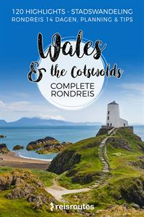 Reisgids Wales & the Cotswolds gratis downloaden PDF [ebook]
