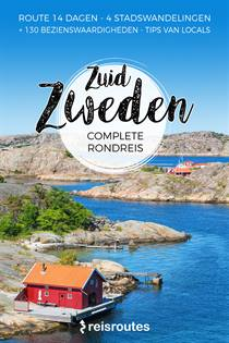 Reisgids Zuid-Zweden gratis downloaden PDF [ebook]
