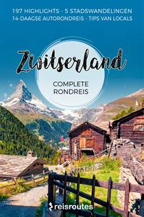 Reisgids Zwitserland gratis downloaden PDF [ebook]