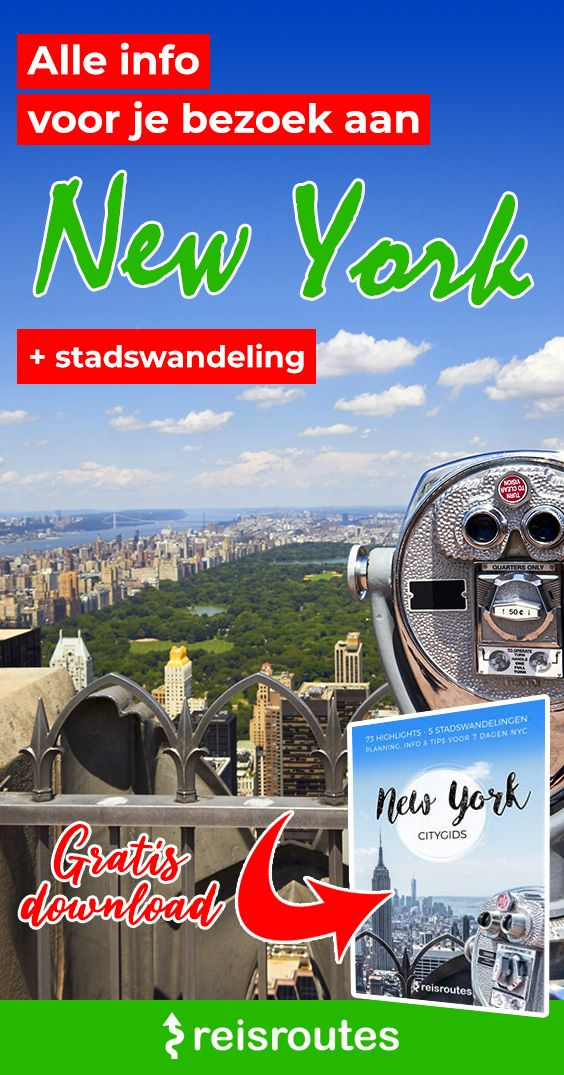 Pinterest Wandeling Central Park, Times Square en Broadway - New York