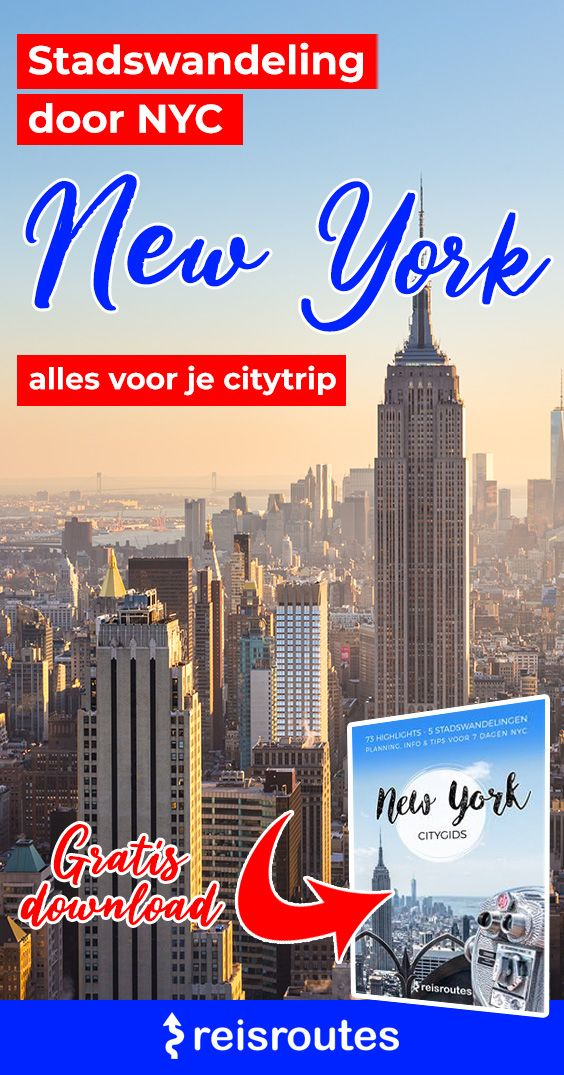 Pinterest Wandeling Manhattan: Grand Central, Chrysler Building en de Empire State Building
