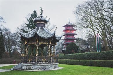 Wandeling Brussel: van Atomium tot Chinees Paviljoen