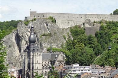 Dinant: bierroutes en attracties