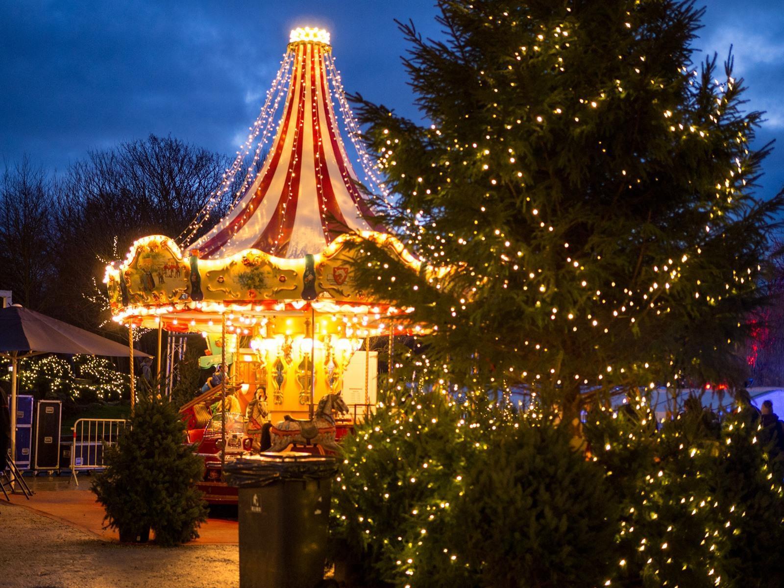 Kerstmarkt Hasselt 2019 Bezoeken Wandeling Langs De Kerstmarkten