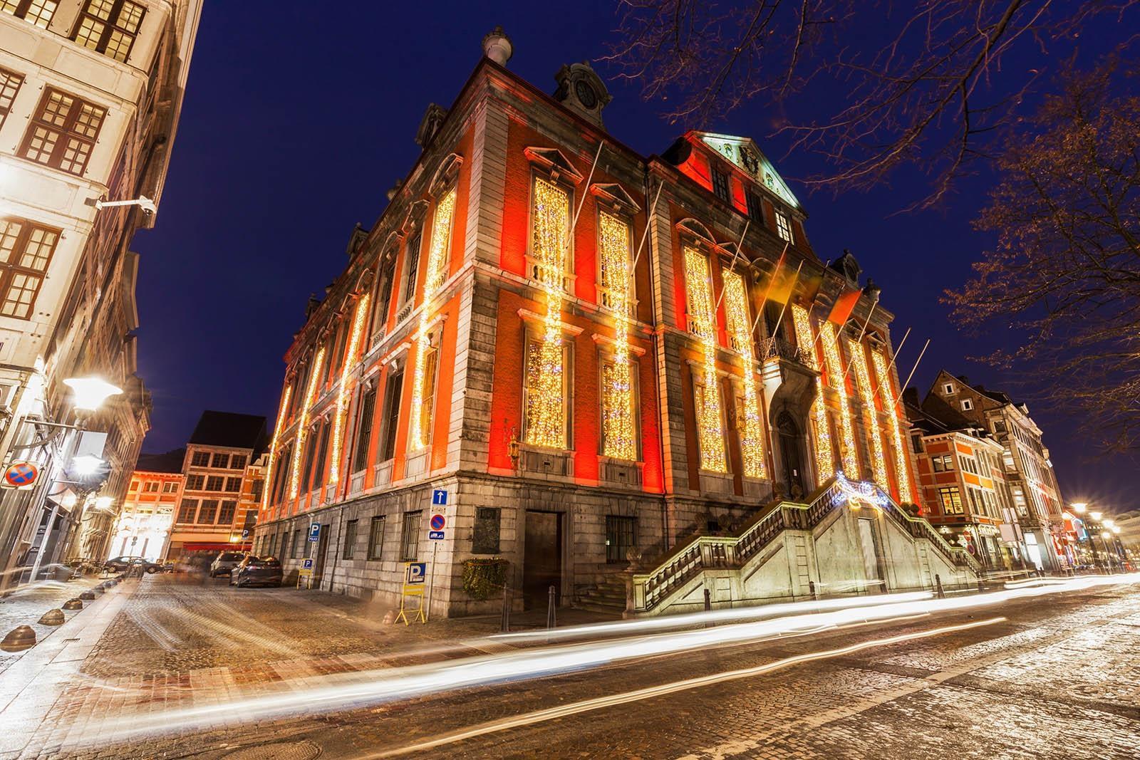 Kerstmarkt Luik 2019 Bezoeken Kerstmarkten Liege Wandeling