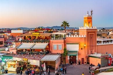 Stadswandeling Marrakesh: Alle highlights van de stad in 1 dag + kaart