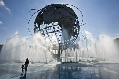 Stadswandeling Queens New York - Astoria tot Flushing Meadows
