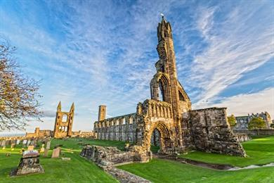 Stadswandeling St. Andrews: Ontdek de highlights