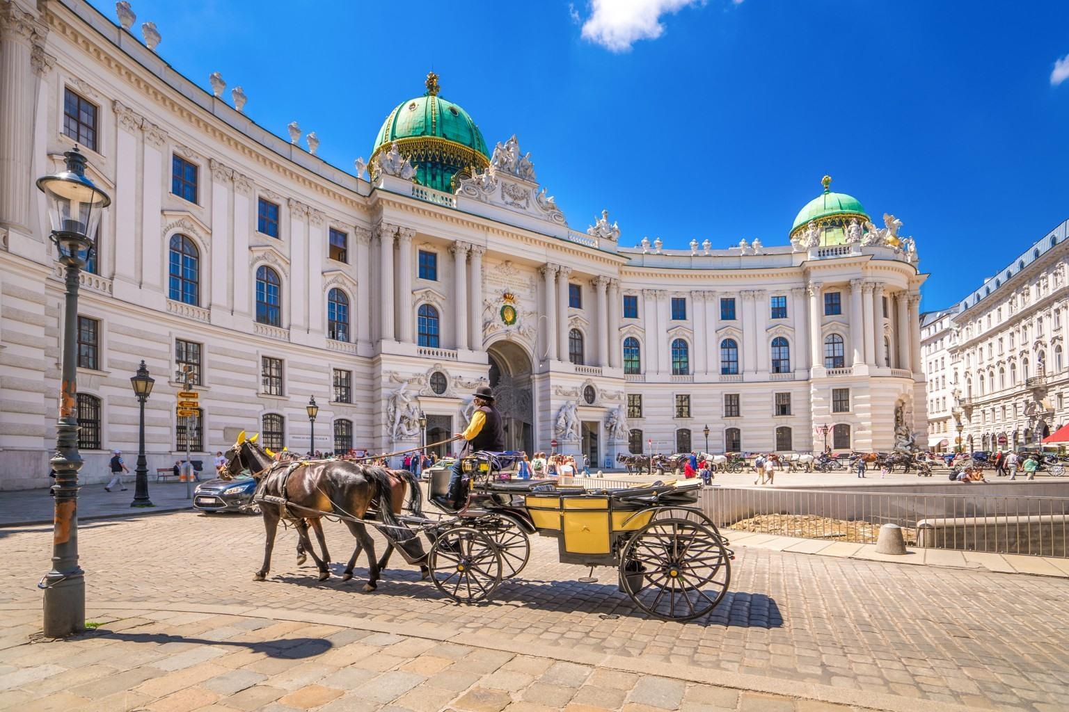 Wenen: wandelroute van Hofburg tot Museumkwartier